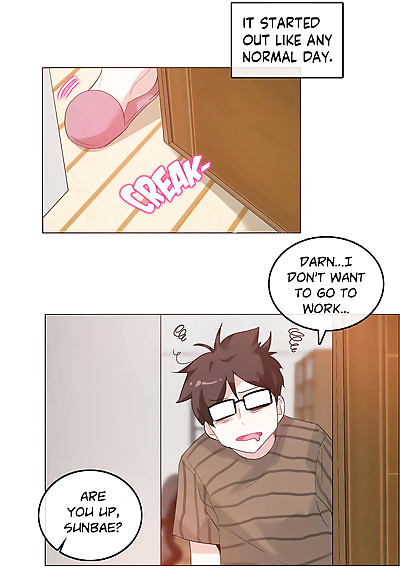 A Perverts Daily Life..
