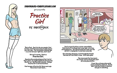 Praxis Mädchen