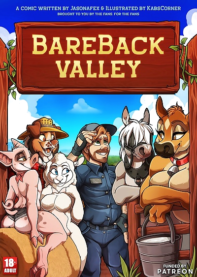 BareBack Valley HD