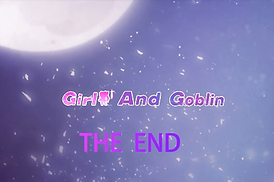 Girl and Goblin
