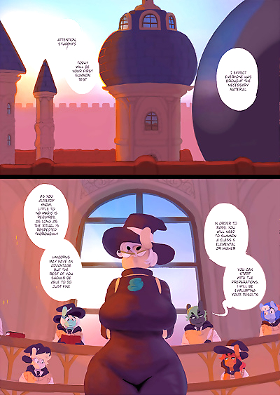 Pony Academy- Chapter 6:..