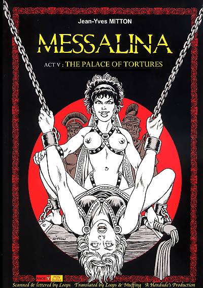 Messalina #5 - The Palace Of..