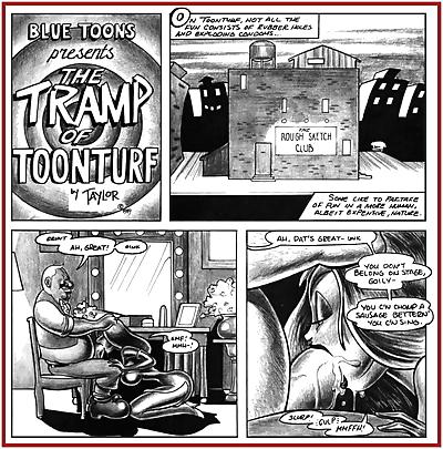 The Tramp of Toonturf