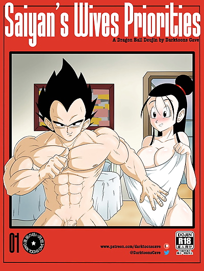 Saiyans Wives Priorities -..