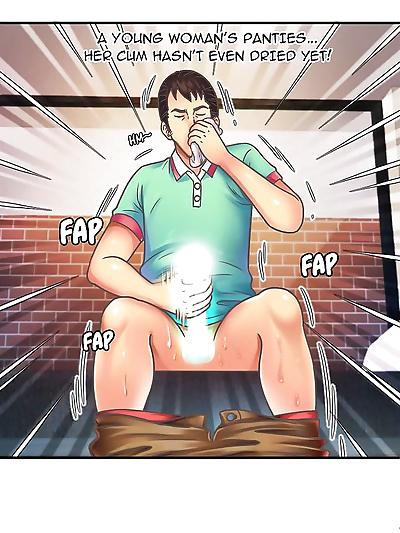 My Friends Dad • Chapter 4: Masturbation