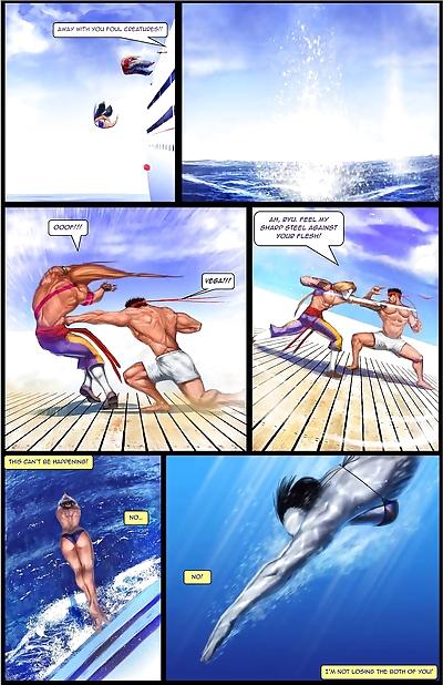 Chun-Li: The Gauntlet