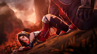 Reward 42- Fall of Irelia - part 4