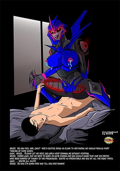 Everfire - Transformers Prime Insemination