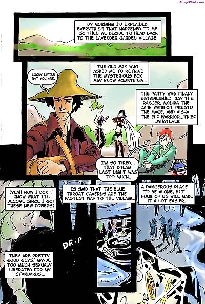 Slimy Thief Origins - part 2