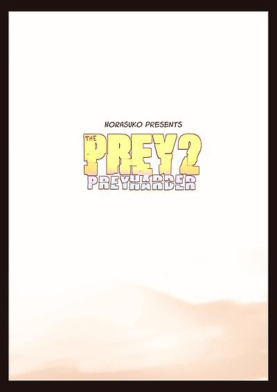 The Prey 2: Prey Harder
