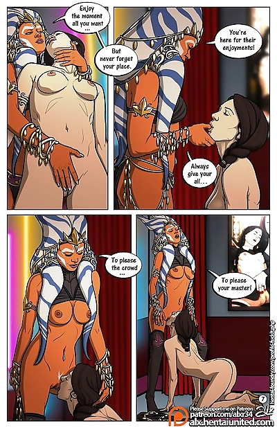Star Wars: A Complete Guide to Wookie Sex II - Undercover