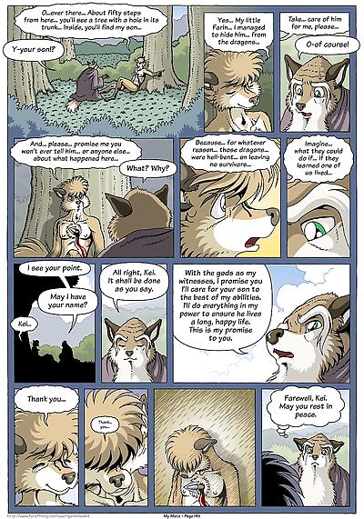 My Mate. Part 1 Complete- Part 2 - part 8