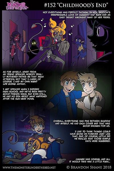 The Monster Under the Bed - part 8