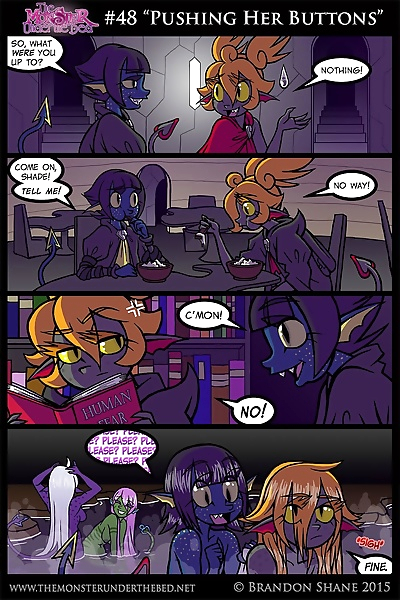 The Monster Under the Bed - part 3