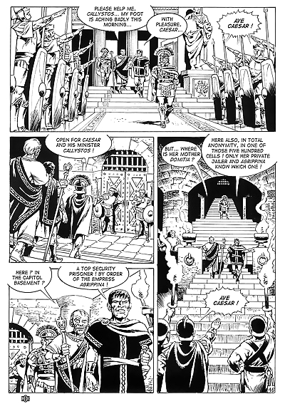 Messalina #5 - The Palace Of Tortures