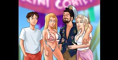 Summertime Saga CG part 9 Roxxy v0.16 - part 5