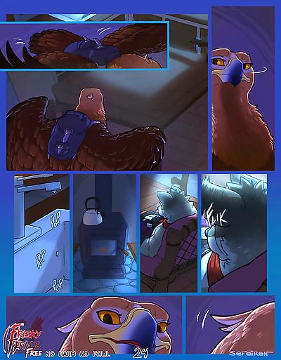 No Harm No Fowl - part 2