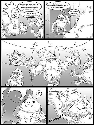 Ocarina of Vore Ch. 1-5 - part 2
