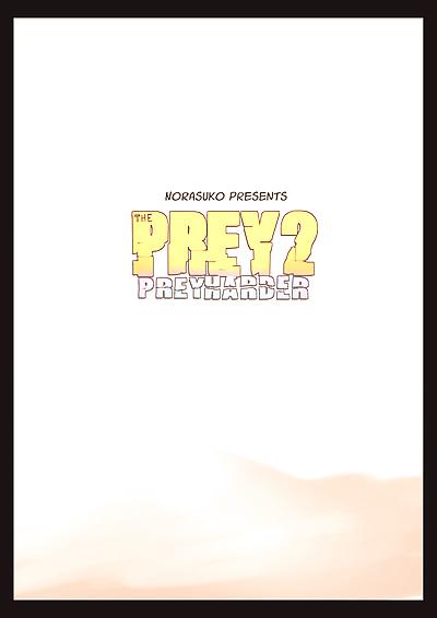 The Prey 2 : Prey Harder
