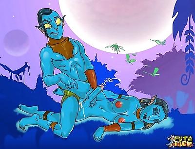 Famous futa cartoons - part 14