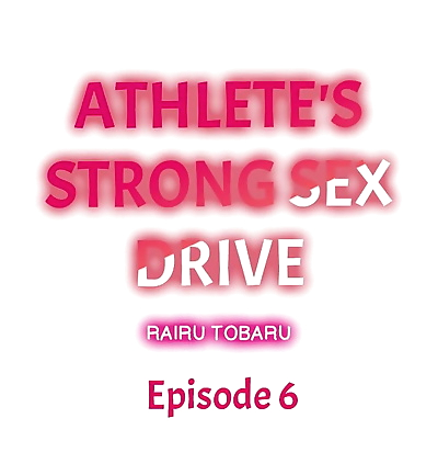 Athletes Strong Sex Drive Ch. 1 - 6 - part 2
