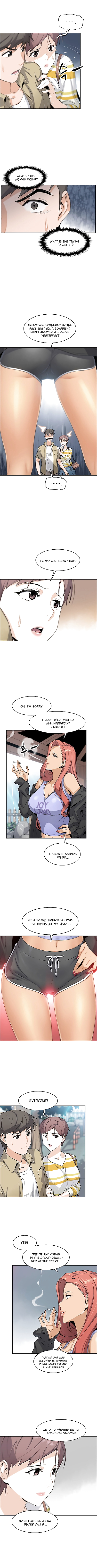 Housekeeper Neck Pillow- Paper Ch.5/? English Hentai Universe - part 2