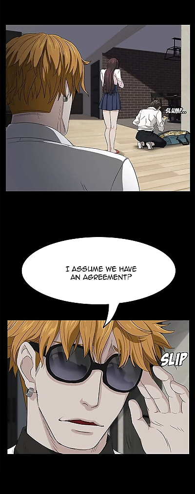 Stolen • Chapter 2: Mutual agreement?