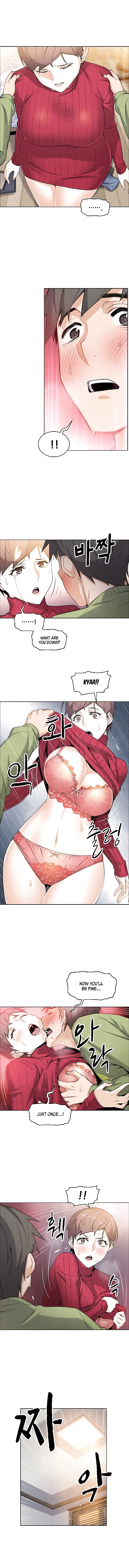 Housekeeper Neck Pillow- Paper Ch.5/? English Hentai Universe - part 3