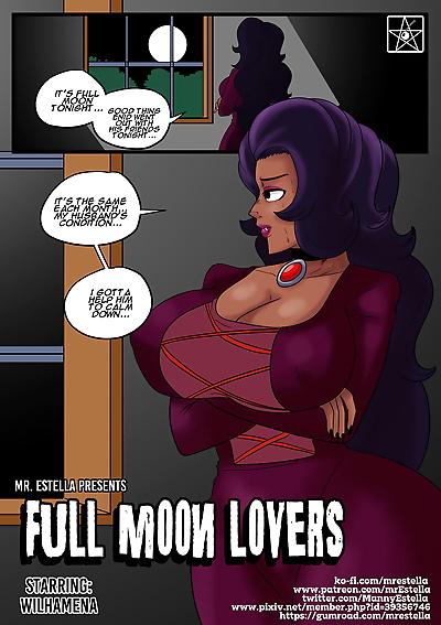 Full Moon Lovers