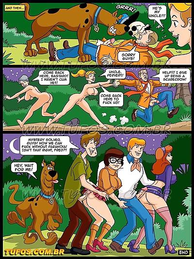 Scooby-Toon – The Pervert Scarecrow 5